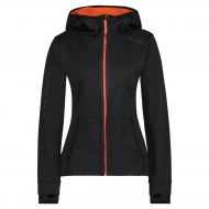 Women's  Hoody Trenton - Black